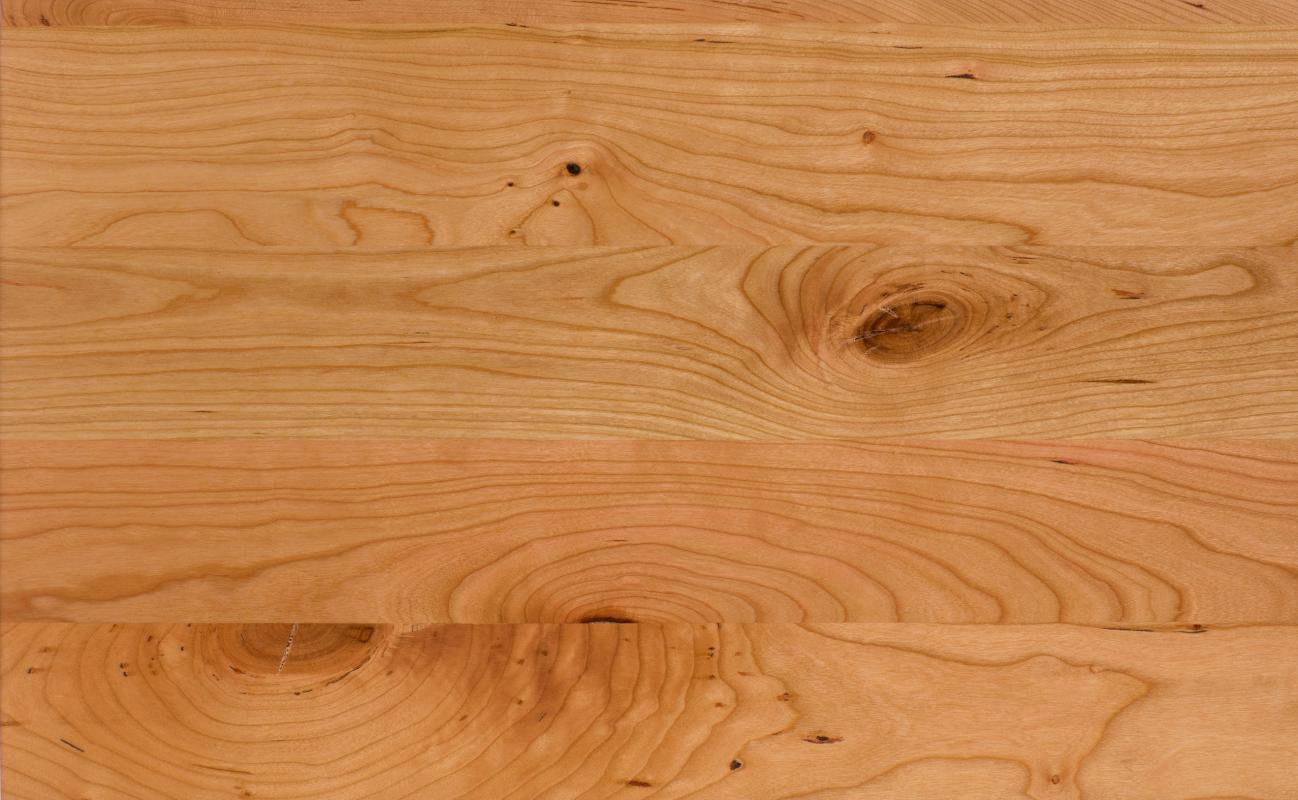 Cerisier Bois Dur : Types de bois Les Industries Caron