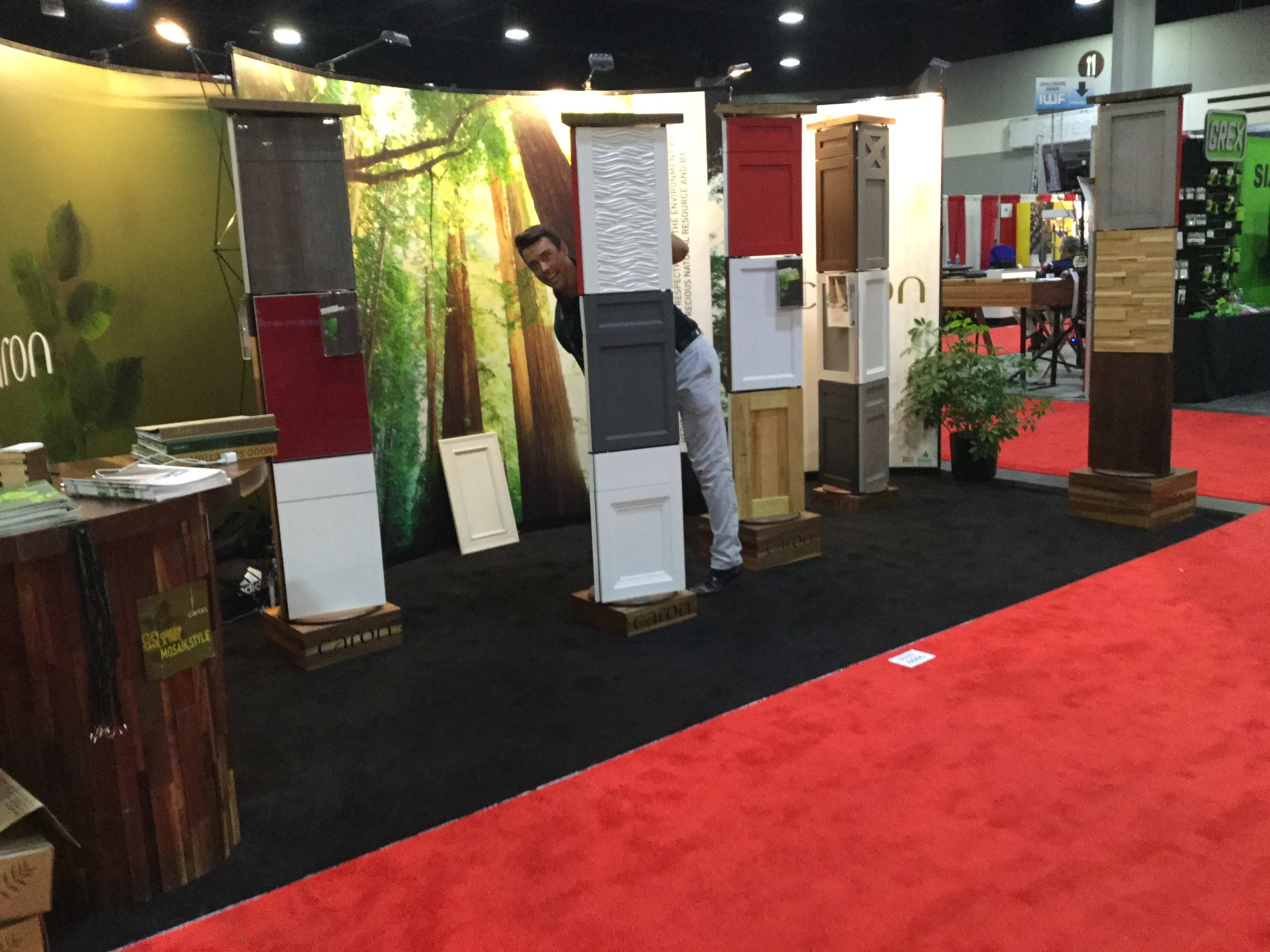 international woodworking fair atlanta 2016 | caron industries
